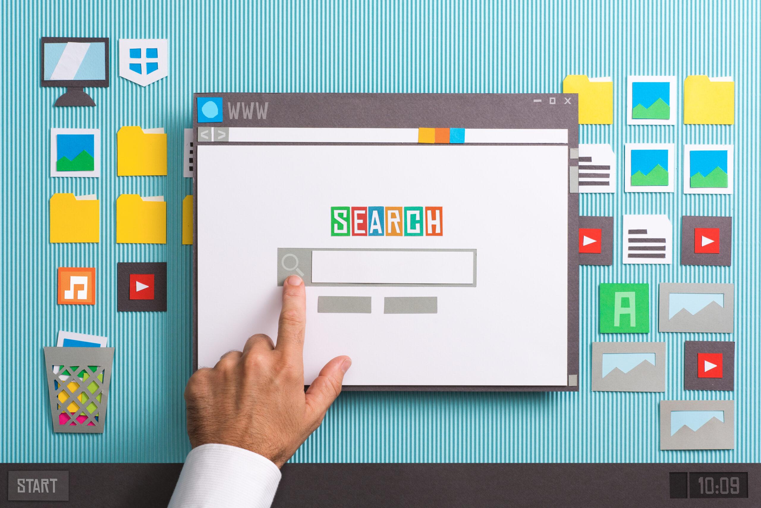 Posicionamiento Web en Google en Madrid