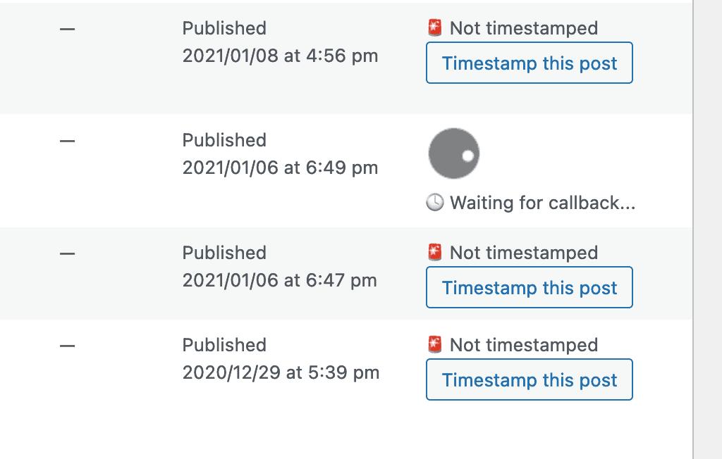 Cómo agregar una marca de tiempo en WordPress - 1630925304 248 Como agregar una marca de tiempo en WordPress