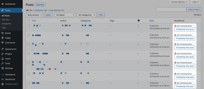 Cómo agregar una marca de tiempo en WordPress - 1630925304 929 Como agregar una marca de tiempo en WordPress