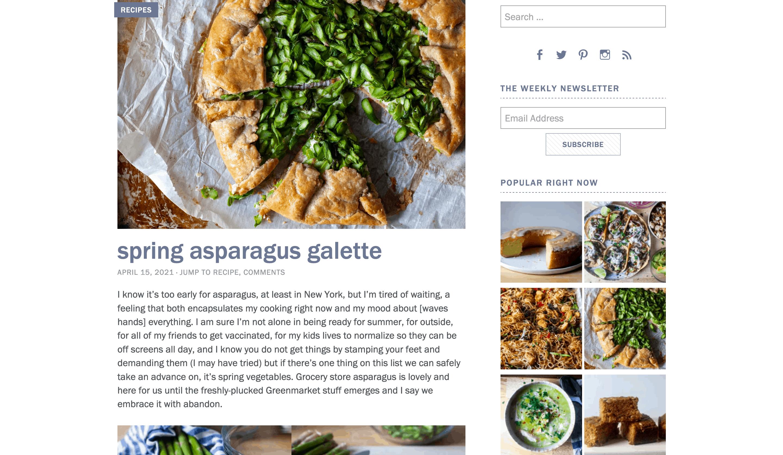 Cómo crear un blog de cocina de WordPress: nuestra guía paso a paso - 1630925481 579 Como crear un blog de cocina de WordPress nuestra guia