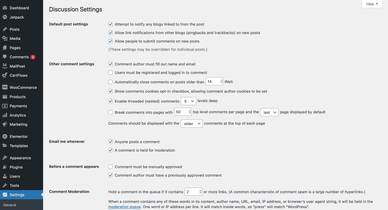 Cómo deshabilitar los comentarios en WordPress: una guía completa - 1630925595 541 Como deshabilitar los comentarios en WordPress una guia completa