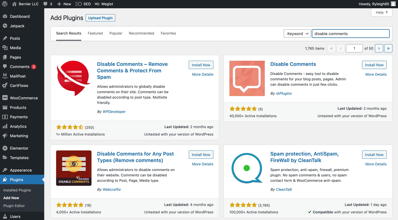 Cómo deshabilitar los comentarios en WordPress: una guía completa - 1630925602 836 Como deshabilitar los comentarios en WordPress una guia completa
