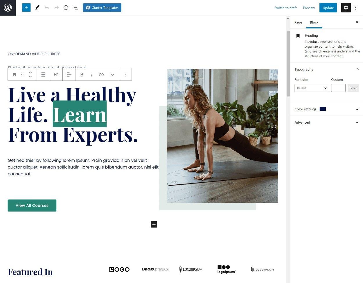 Revisión del tema Astra: ¿es el mejor tema de WordPress de 2021? - 1630926989 796 Revision del tema Astra ¿es el mejor tema de WordPress