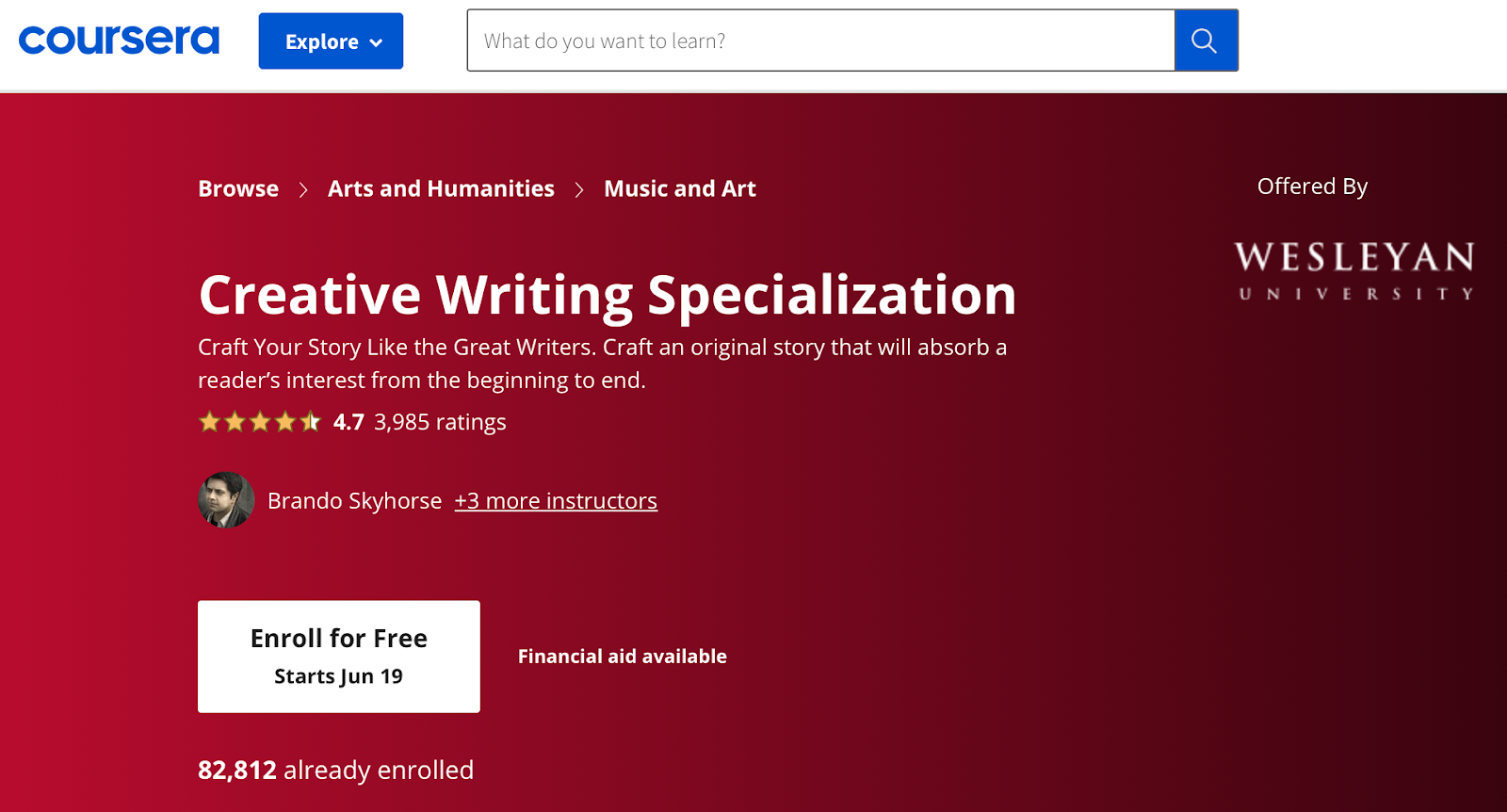 Los mejores cursos de escritura creativa en comparación con Crazy Egg - 1630929381 581 Los mejores cursos de escritura creativa en comparacion con Crazy