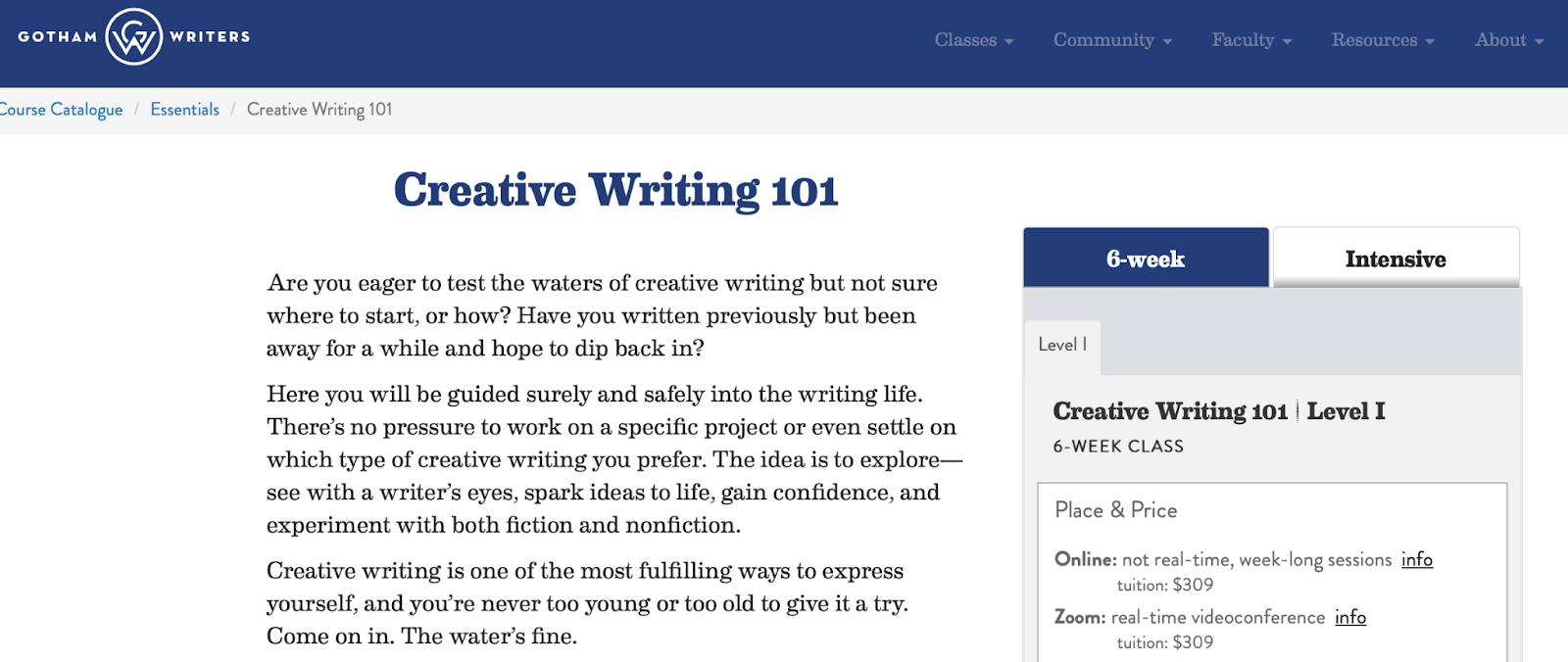 Los mejores cursos de escritura creativa en comparación con Crazy Egg - 1630929382 727 Los mejores cursos de escritura creativa en comparacion con Crazy