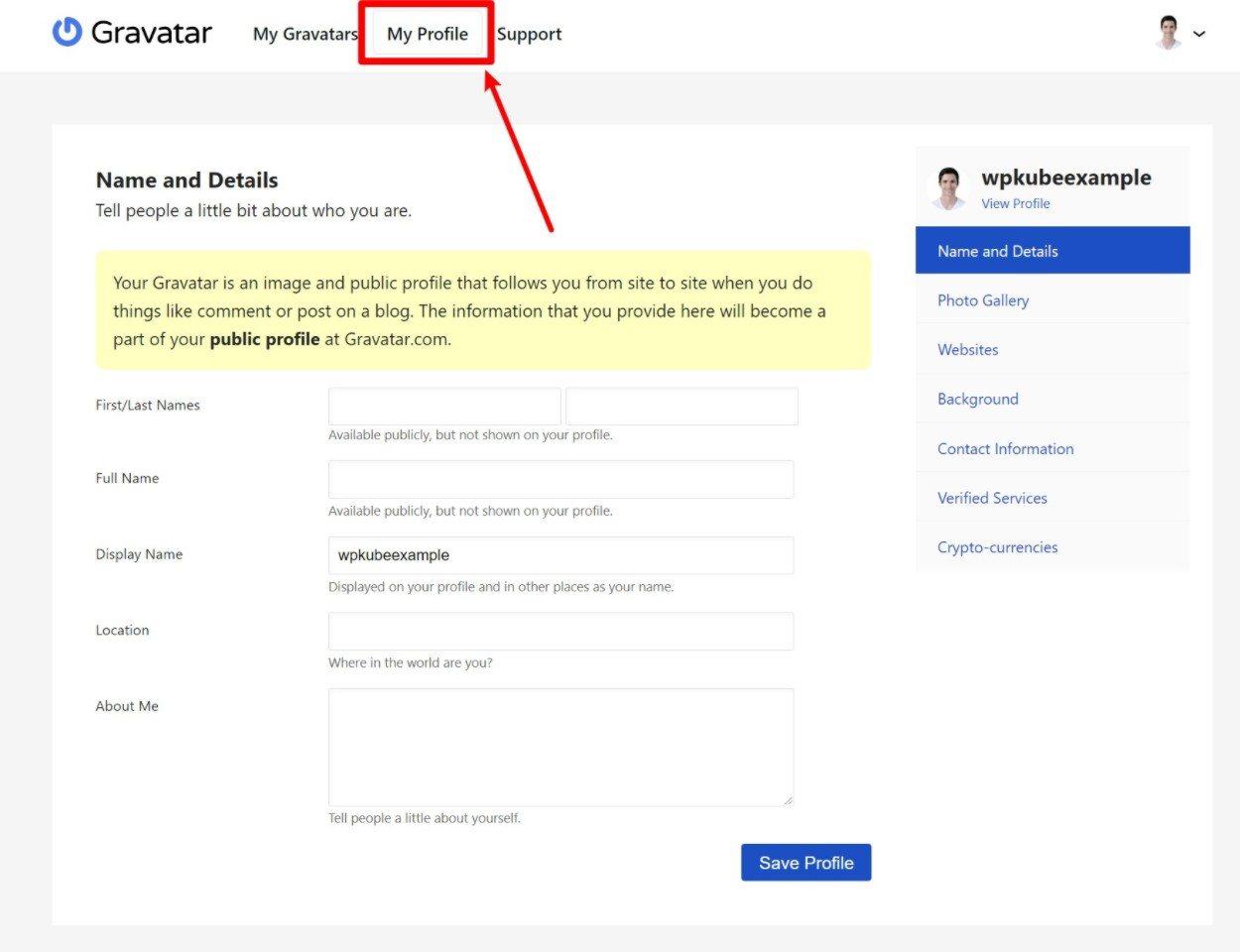 ¿Qué es Gravatar?  Guía completa para usuarios de WordPress + todos los demás - 1630938428 450 ¿Que es Gravatar Guia completa para usuarios de WordPress