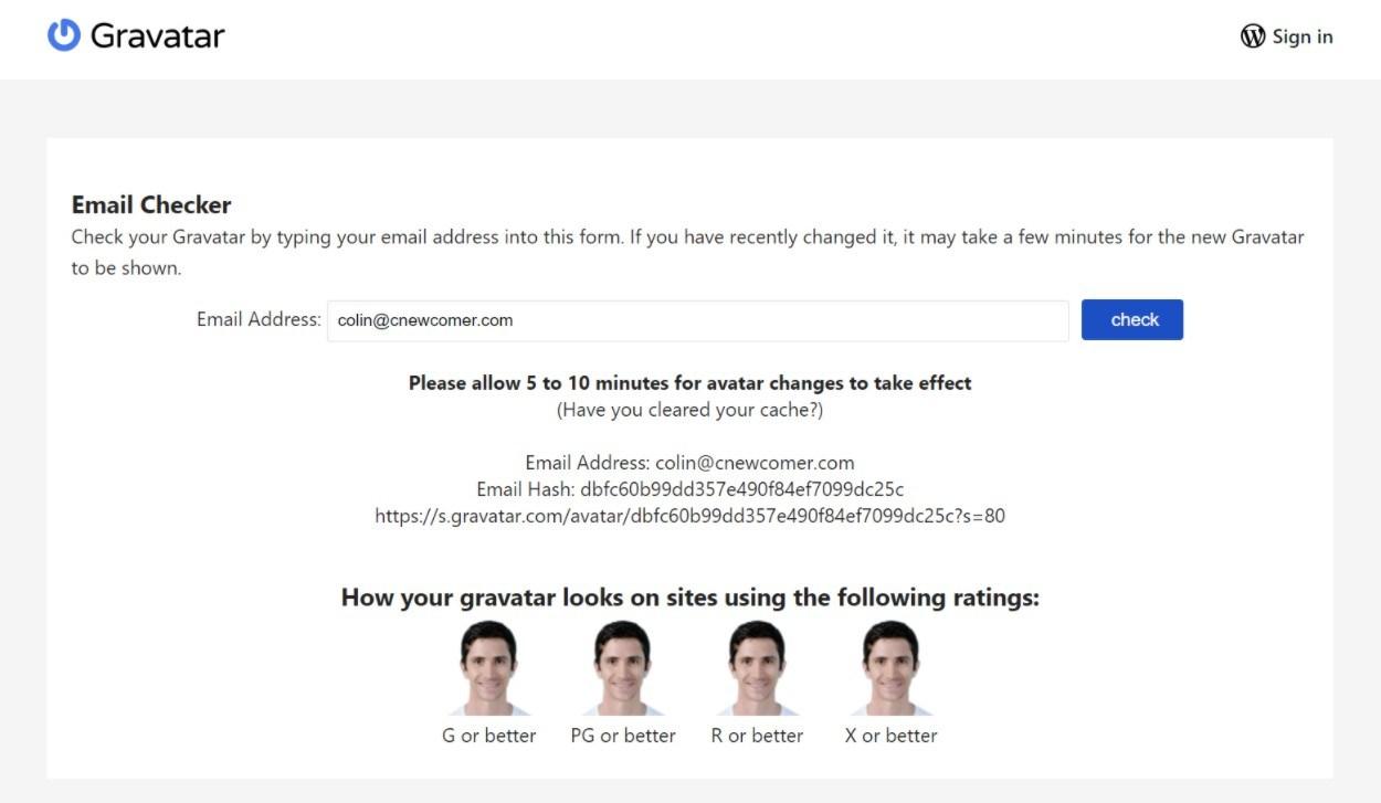 ¿Qué es Gravatar?  Guía completa para usuarios de WordPress + todos los demás - 1630938430 369 ¿Que es Gravatar Guia completa para usuarios de WordPress