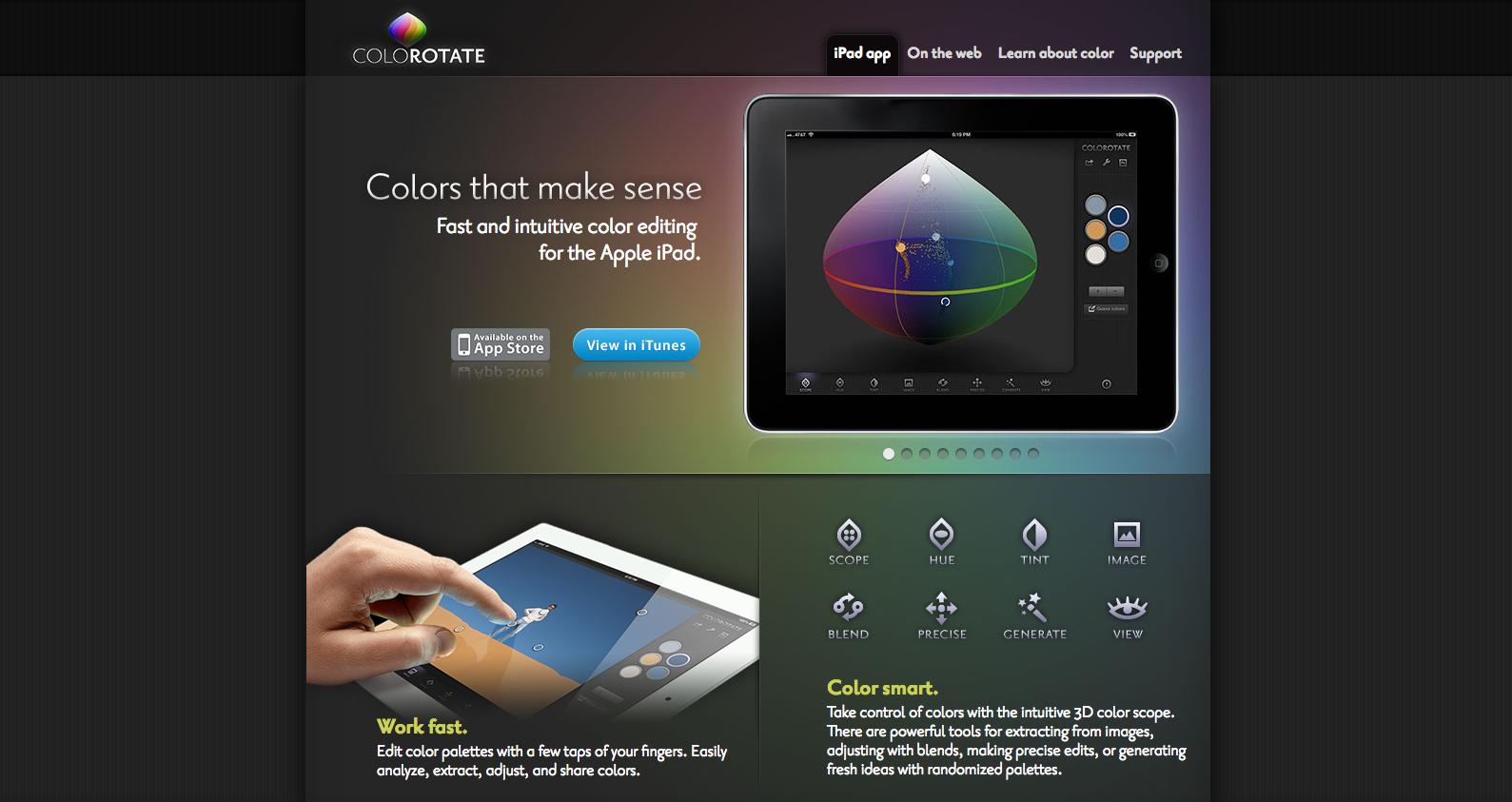 Las mejores paletas de colores para sitios web para mejorar el compromiso (2020) - 1630939774 923 Las mejores paletas de colores para sitios web para mejorar