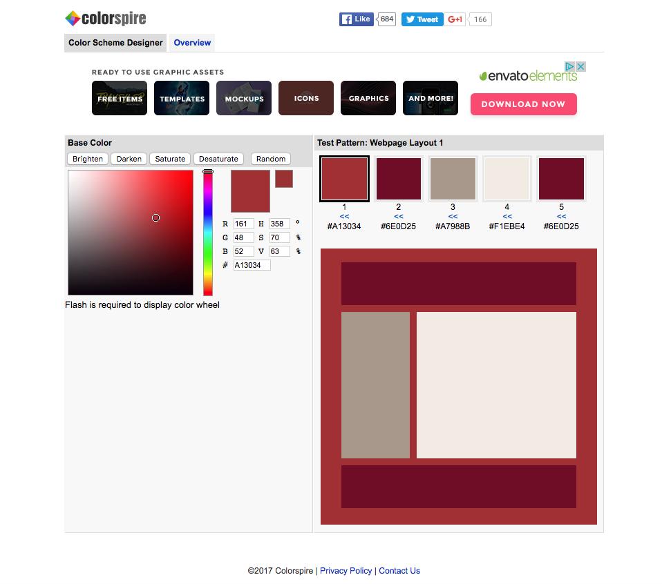 Las mejores paletas de colores para sitios web para mejorar el compromiso (2020) - 1630939775 44 Las mejores paletas de colores para sitios web para mejorar