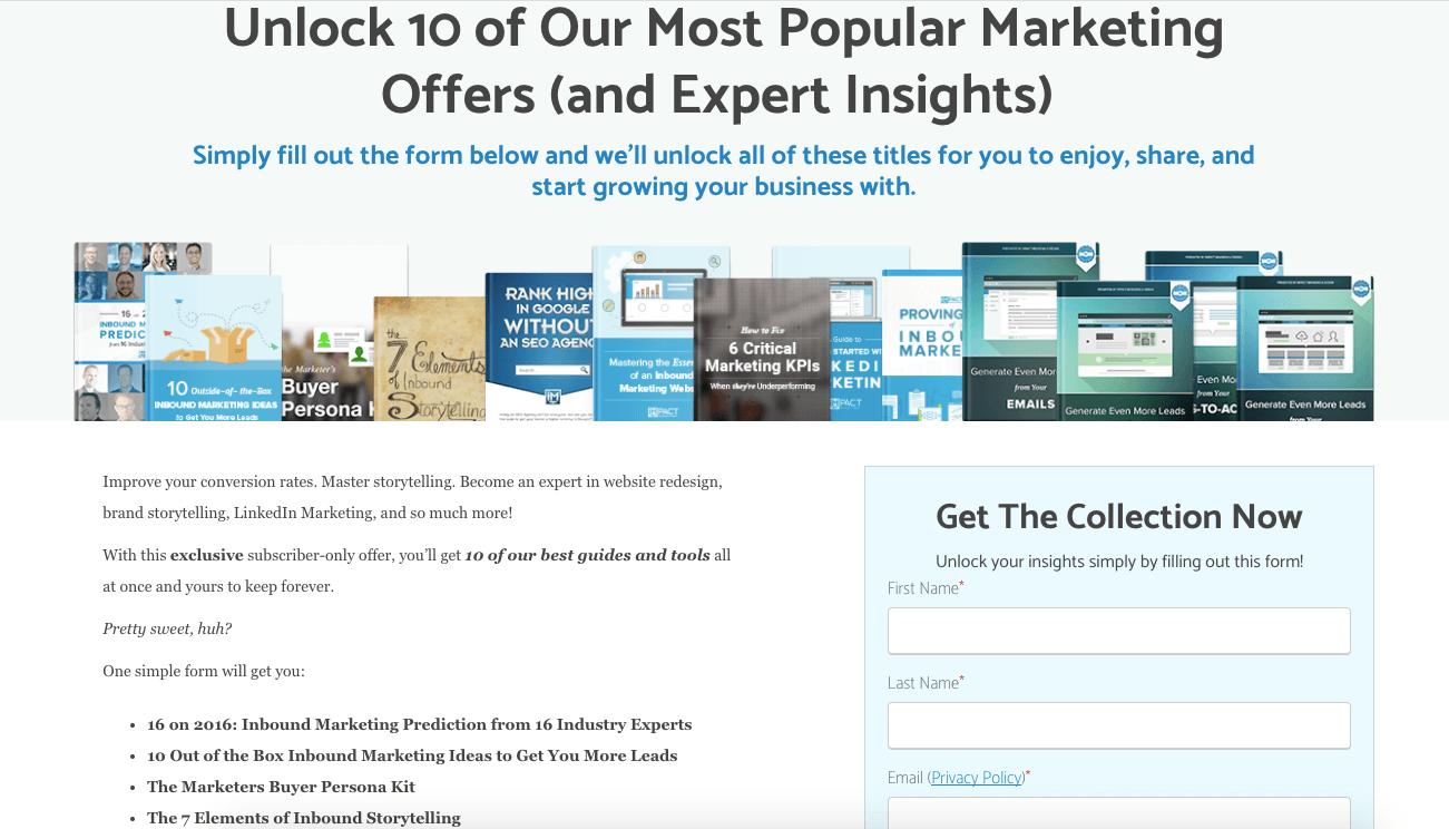 Los 30 mejores ejemplos de páginas de destino para robar y explotar - 1630950680 483 Los 30 mejores ejemplos de paginas de destino para robar