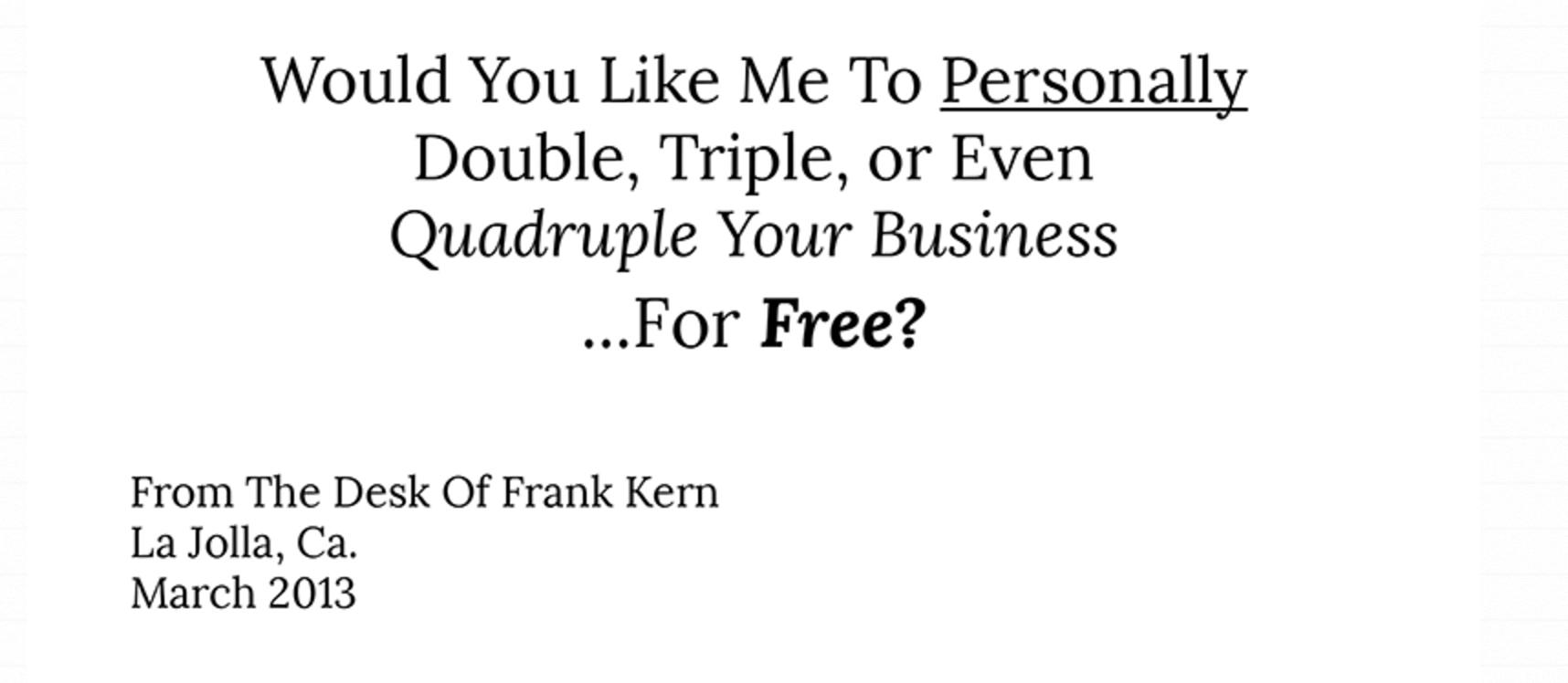 Las cinco cartas de ventas que todo profesional de marketing debe saber, sin lugar a dudas - 1630962326 835 Las cinco cartas de ventas que todo profesional de marketing