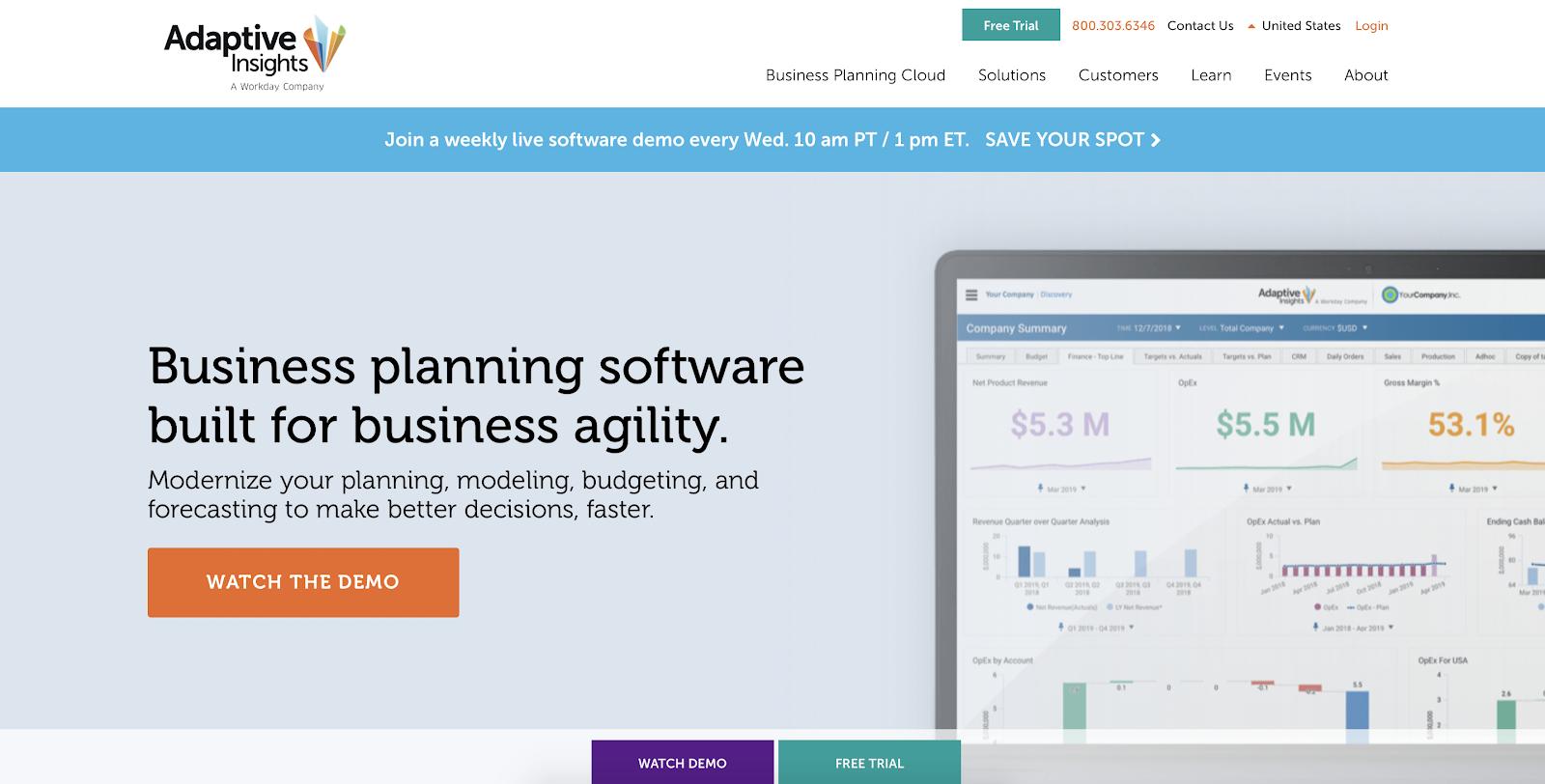 Las 18 mejores herramientas de análisis de SaaS para 2020 (según el uso) - 1631294150 651 Las 18 mejores herramientas de analisis de SaaS para 2020