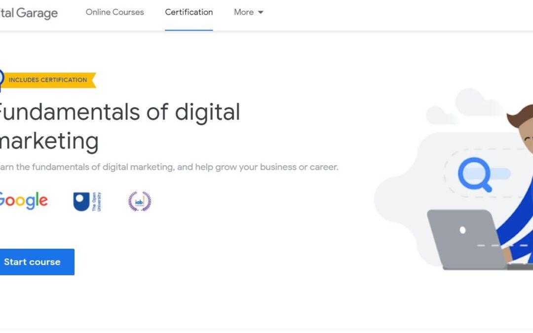 Los mejores cursos de marketing digital en comparación con Crazy Egg