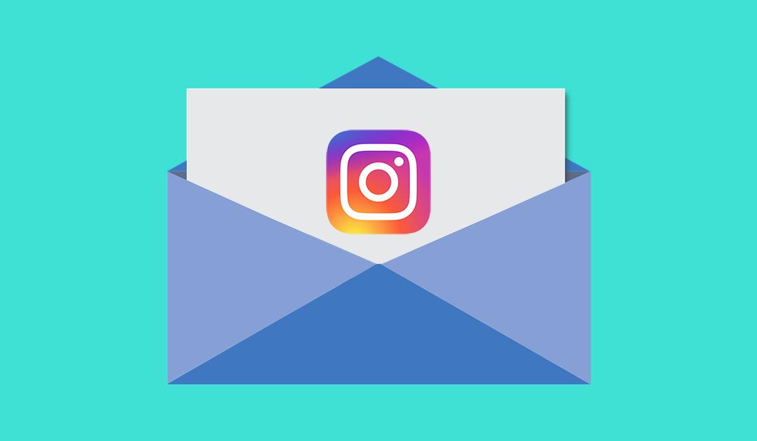Cómo generar grabaciones de correo electrónico usando Instagram