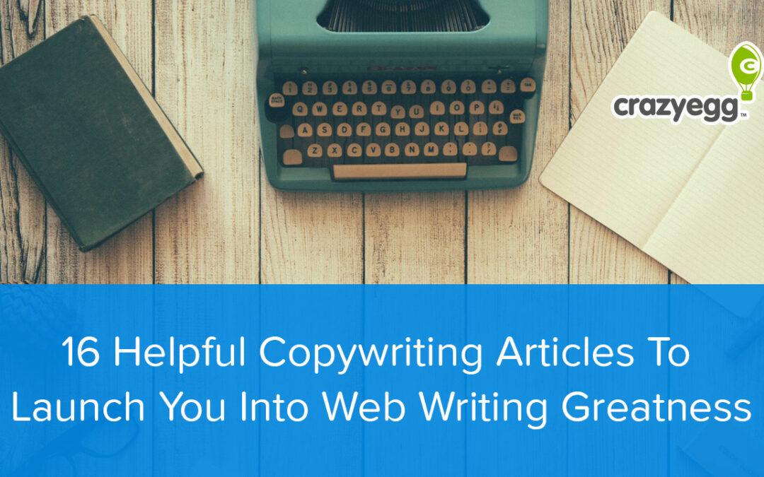 16 artículos editoriales para lanzarte a la grandeza de la escritura