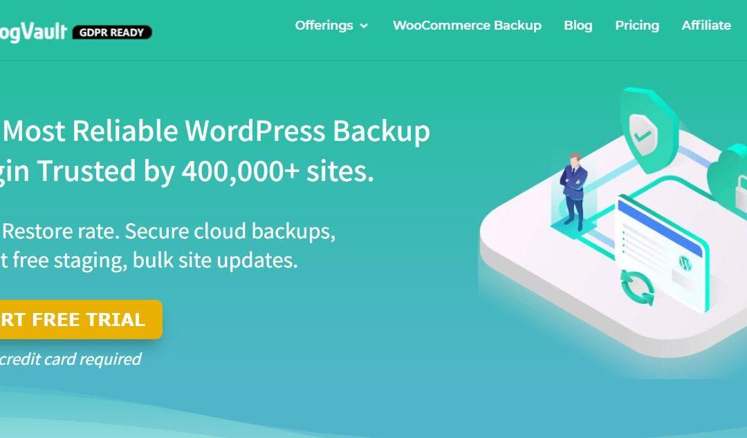 Los mejores complementos de respaldo de WordPress que Crazy Egg