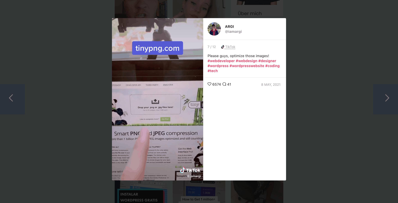 Cómo ver publicaciones de TikTok en su sitio de WordPress - 1631889304 90 Como ver publicaciones de TikTok en su sitio de WordPress