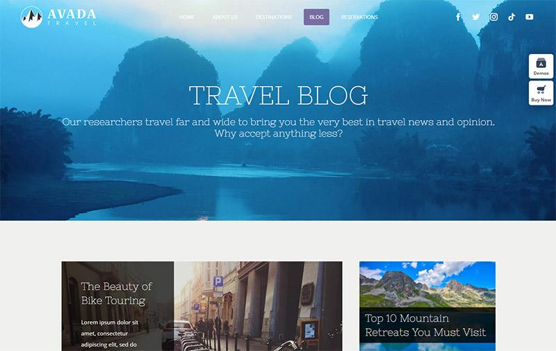 15+ de los mejores temas de viajes de WordPress (2021) - 1632544329 219 15 de los mejores temas de viajes de WordPress 2021