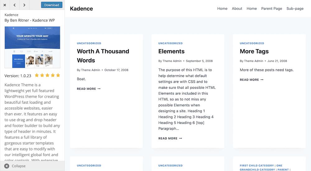 Cómo elegir temas de WordPress para descargar gratis (sin comprometer su sitio) - Como elegir temas de WordPress para descargar gratis sin comprometer