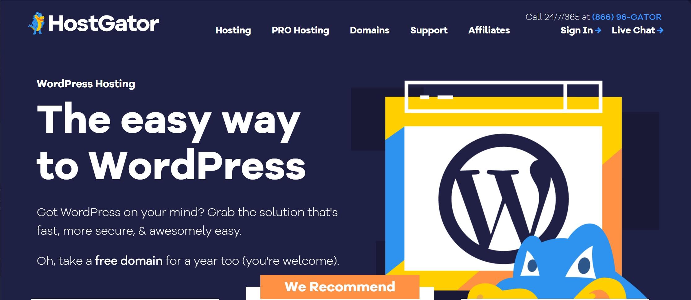 Las mejores 9 opciones de alojamiento de WordPress comparadas (2021) - Las mejores 9 opciones de alojamiento de WordPress comparadas 2021