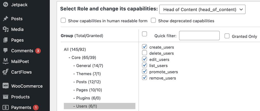 Roles de usuario de WordPress: cómo crear y administrar sus usuarios - 1633349907 125 Roles de usuario de WordPress como crear y administrar sus