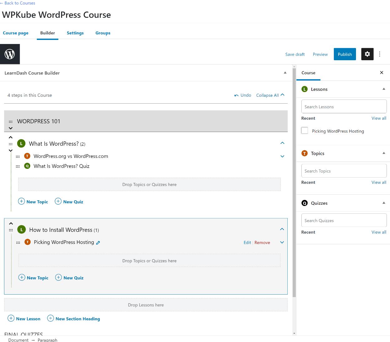 LearnDash Review 2021: ¿El mejor complemento LMS para WordPress? - 1633848779 484 LearnDash Review 2021 ¿El mejor complemento LMS para WordPress