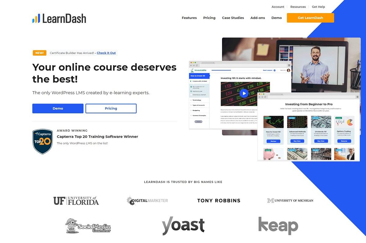 LearnDash Review 2021: ¿El mejor complemento LMS para WordPress? - LearnDash Review 2021 ¿El mejor complemento LMS para WordPress